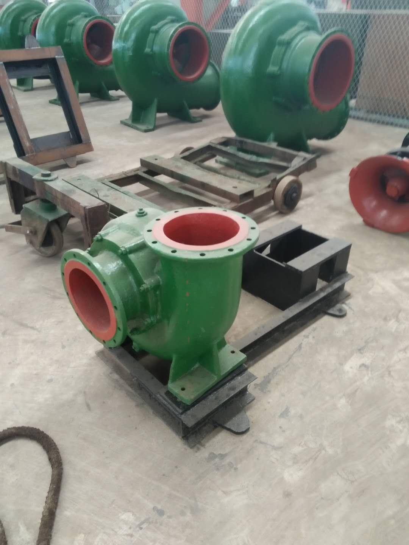 小型混流泵